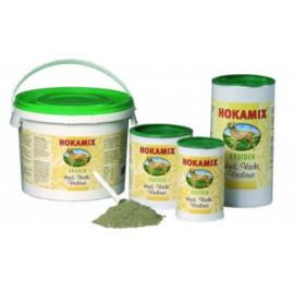 Hokamix ondersteunt