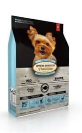 Oven-Baked Tradition Small Breed Vis 2.27 kg
