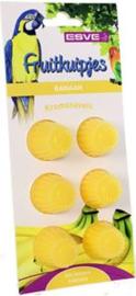 BZN Fruitkuipje Banaan  6 st