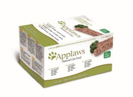 Applaws Cat Pate MP Country Selection  7x100 gr