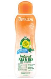 Flea & Tick Plus Soothing Shampoo 355 ml