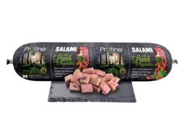 Profine Grain Free Salami worst Lamb & Vegetables 800 gram