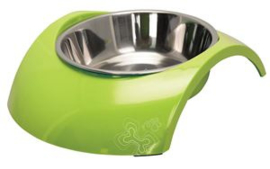 Rogz Bowlz Luna Medium Lime Inhoud: 350ml