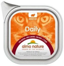 Almo Nature Daily Menu Alu met Kalf 32 x 100 gr