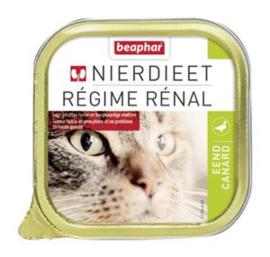 Beaphar Nierdieet Kat Kuipje Eend - 100 gr. (16 verp.)