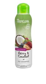 TropiClean Berry & Coconut Shampoo 355 ml