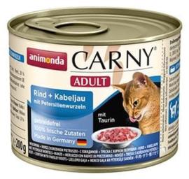 Carny Rund/Kabelj/Peterselie 6 x 200 gr