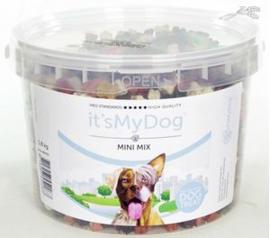 it's My Dog Treats Mini Mix XL Bucket  1,8 kg
