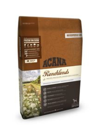 Acana Reg. Ranchlands Dog 	11.4 kg