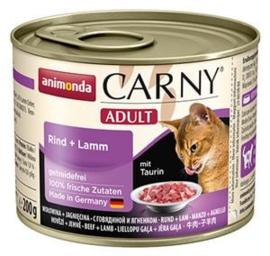 Carny Rund/Lam 6 x 200 gr