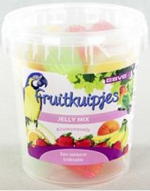 Fruitkuipjes Mix Jelly