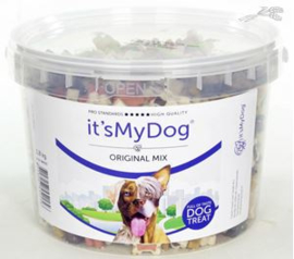 it's My Dog Treats Original Mix XL Bucket 1,8kg