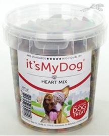 it's My Dog Treats Heart Mix 500 gr