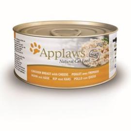 Applaws Blik Cat Chicken Breast - 156 gr. (24 verp.)