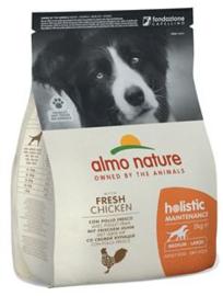 Almo Nature Holistic Dog M Kip & Rijst 2 kg