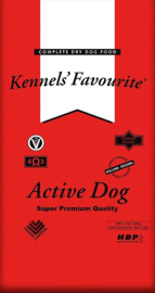 Kennels Favourite Active Dog - 20 kg.