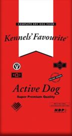 Kennels Favourite Active Dog - 20 kg.