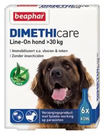 Beaphar Dimethicare Line-on hond vanaf 30 kilo