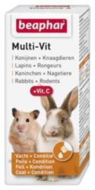 Multi-Vit Konijnen en Knaagdieren 20 ml