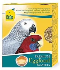 Cédé Eivoer Grote parkieten en Papegaaien  5kg