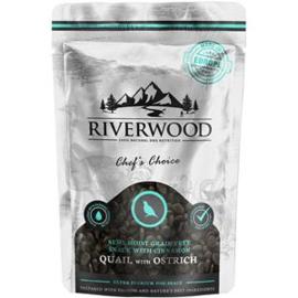 Riverwood Chef's Choice  Kwartel & Struisvogel