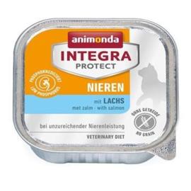Integra Cat Nieren Salmon 16 x 100 gr