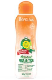 Flea & Tick Max Strength Shampoo 355 ml