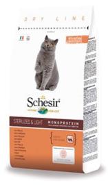 Schesir Cat Dry Sterilized & Overweight 10 KG