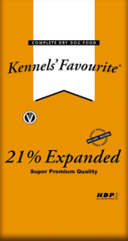 Kennels Favourite  21% Expanded - 12,5 kg.