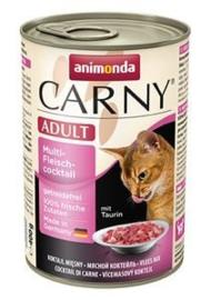 Carny Multi Meat 6 x 400 gr