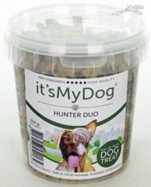 it's My Dog Treats Hunter Duo 500 gr