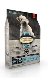 Oven-Baked Tradition hond graanvrij Small Breed vis