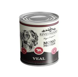 Riverwood natvoer Kalf mono proteïne 400 gr