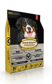 Oven-Baked Tradition droogvoeding Large Breed kip 11.4 kg.