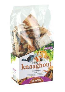 Knaaghout Knaagdier Schors 100 gr.