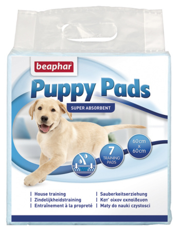 Puppy Pads [Trainingsmatten] Verpakking:7 st