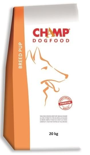 Champ Premium Breed Pup 20 kg