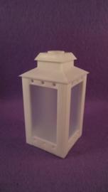 Plastic lantaarn 7,5 cm (PP)