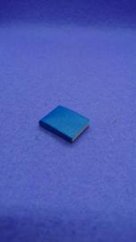 Boek blauw