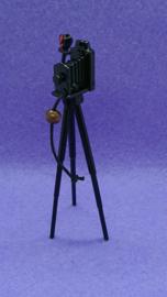 Camera op statief (PP)