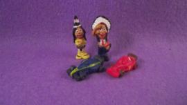 Jongens speelgoed 4 st.