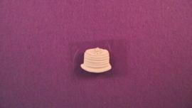 Decoratie Taart (gips)
