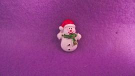 Decoratie sneeuwpop