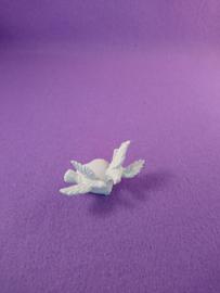 Decoratie Hart met duiven (gips) (PP)