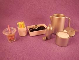 Milkshake-set