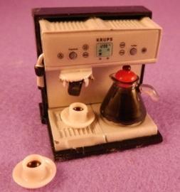Espresso koffiezetapparaat