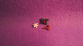 Kleine kerstdecoraties