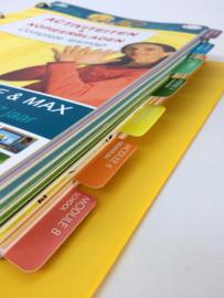 Lesmap compleet | 48 thema's