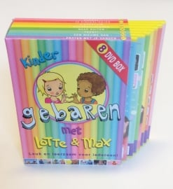 LARGE dvd-set | 8x