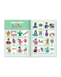 10 stuks Gebarenboek A5